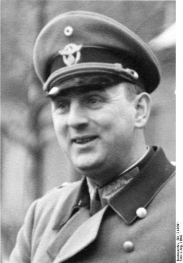 General der Polizei Kurt Daluege, 1940