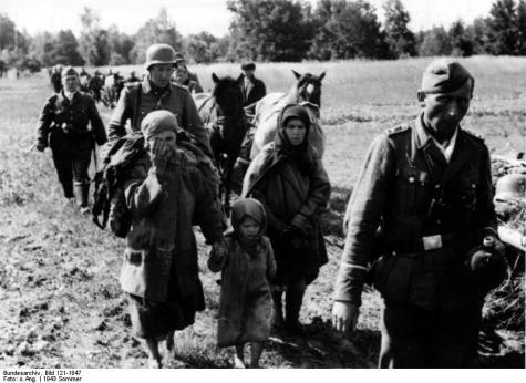 Russland-Mitte, Kampfgruppe Schimana