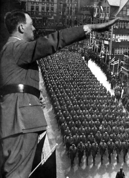 Fuehrer und Arbeiter