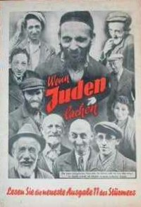WWII - PROPAGANDA POSTER - GERMAN - The Eternal Jew 1940-ww2shots