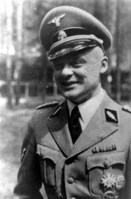 Koppe Wilhelm - SS-Obergruppenführer